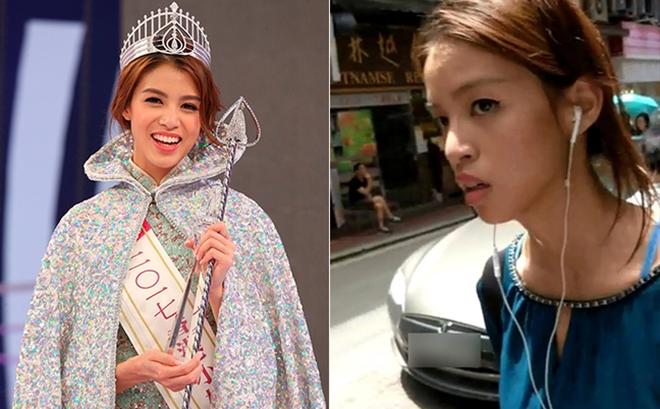 Hoa hậu xấu nhất lịch sử bị TVB hắt hủi, phải rời khỏi Hong Kong