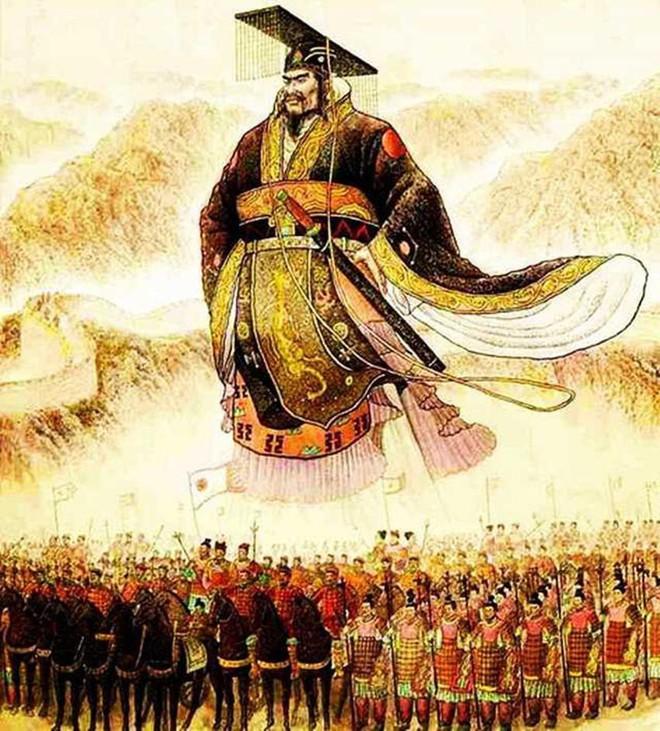Sự thật về lời sấm truyền trong sách tiên khiến Tần Thủy Hoàng xây Vạn Lý Trường Thành - Ảnh 1.