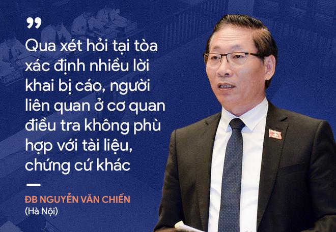 Ý kiến trái chiều của đại biểu Quốc hội về phiên xử bác sĩ Hoàng Công Lương - Ảnh 3.