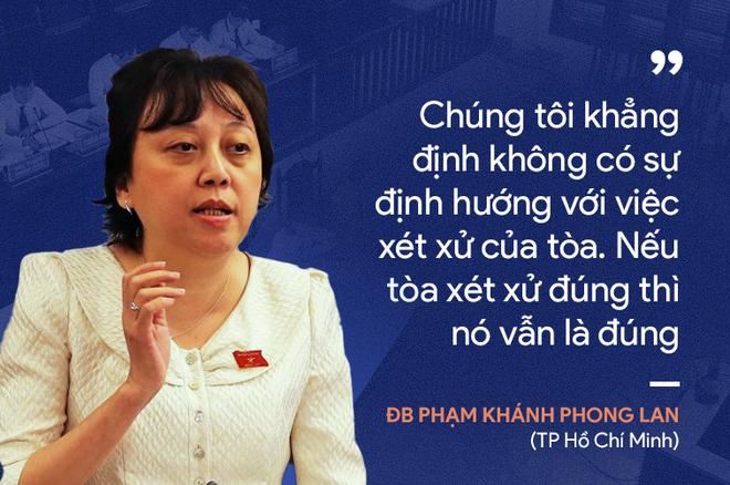 Ý kiến trái chiều của đại biểu Quốc hội về phiên xử bác sĩ Hoàng Công Lương - Ảnh 10.