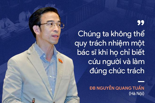 Ý kiến trái chiều của đại biểu Quốc hội về phiên xử bác sĩ Hoàng Công Lương - Ảnh 8.