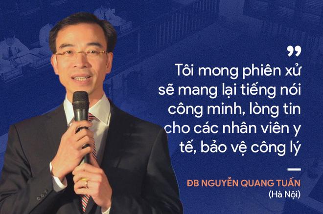 Ý kiến trái chiều của đại biểu Quốc hội về phiên xử bác sĩ Hoàng Công Lương - Ảnh 9.