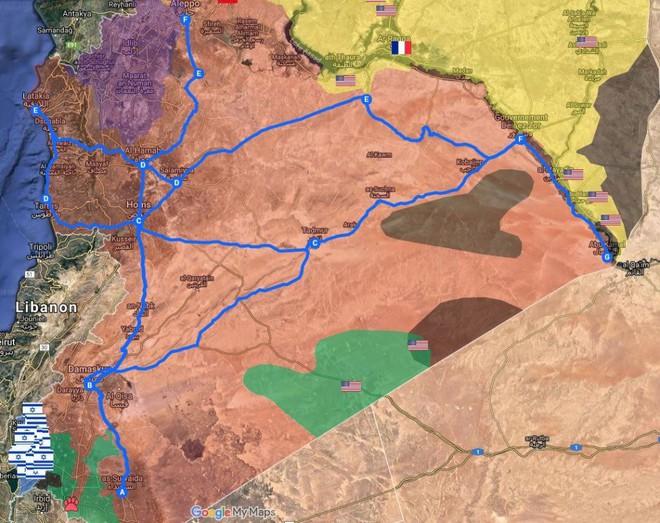 Iran tính điều tăng chiến đấu chủ lực Karrar đến Syria thử lửa: Dám vuốt râu hùm Israel? - Ảnh 4.