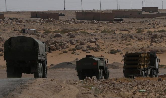 New York Times: 4 giờ giao chiến đẫm máu giữa đặc nhiệm Mỹ và lính đánh thuê Nga ở Syria - Ảnh 1.