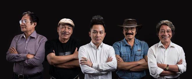 Tùng Dương: Dám đụng vào 4 ông lớn và sẽ làm điều khán giả chưa từng nghĩ đến - Ảnh 1.