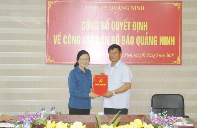 Nhân sự mới Đồng Nai, Bình Dương, Quảng Ninh, Bến Tre - Ảnh 4.