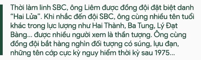 Cựu thành viên đội SBC Đại tá Hai Lửa: Nếu biết xung quanh có chiến sĩ SBC, người dân rất yên tâm - Ảnh 2.