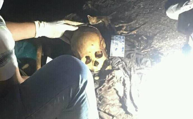 Phát hiện 2 bộ hài cốt ở hang động núi Chứa Chan, nghi của đôi nam nữ mất tích từ năm 1992