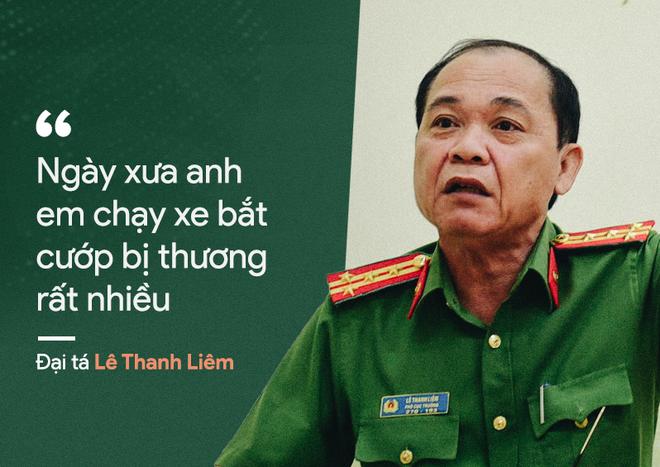 Cựu thành viên đội SBC Đại tá Hai Lửa: Nếu biết xung quanh có chiến sĩ SBC, người dân rất yên tâm - Ảnh 3.