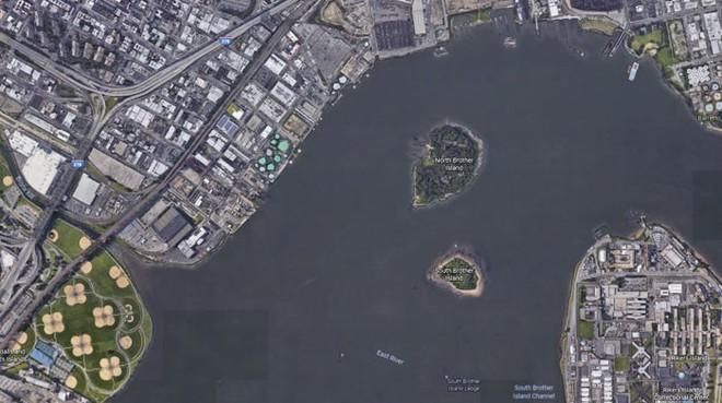 Hòn đảo đáng sợ nhất trong lịch sử Mỹ: Chỉ cách thành phố New York vài dặm, nơi giam giữ cách ly người mang bệnh dịch tới chết - Ảnh 2.
