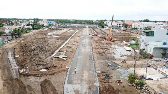 Thắng Lợi Riverside Market đẩy nhanh công đoạn hạ tầng - Ảnh 4.