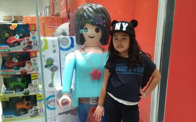 Bé gái 8 tuổi mất tích bí ẩn khi đang chơi trong công viên Đầm Sen ở Sài Gòn