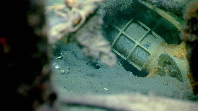 """Phát hiện """"nghĩa địa của những con tàu chìm ở vùng biển sâu nhất vịnh Mexico - Ảnh 5."""