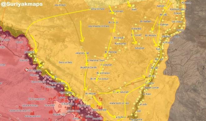 Chiến dịch Bão cát Syria tái khởi động: Đánh dập đầu IS không cho chúng gượng dậy - Ảnh 1.