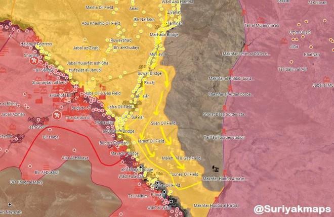 Chiến dịch Bão cát Syria tái khởi động: Đánh dập đầu IS không cho chúng gượng dậy - Ảnh 2.