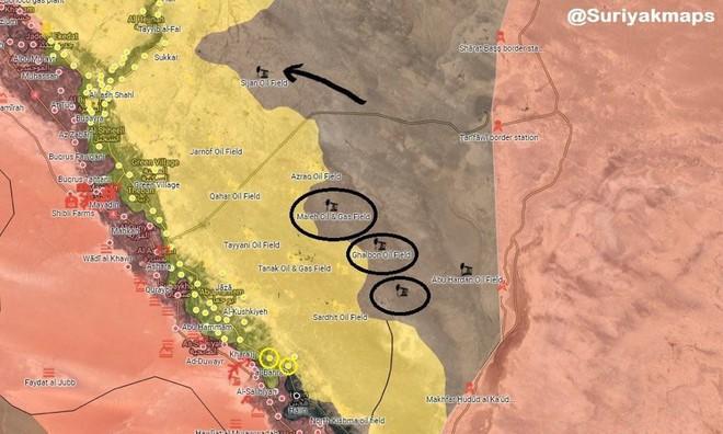 Chiến dịch Bão cát Syria tái khởi động: Đánh dập đầu IS không cho chúng gượng dậy - Ảnh 3.