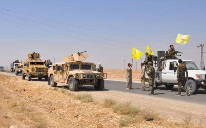 """Chiến dịch """"Bão cát Syria"""" tái khởi động: Đánh dập đầu IS không cho chúng gượng dậy"""