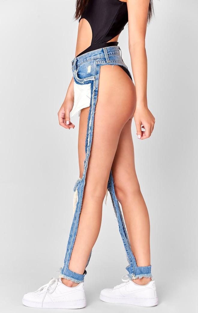 Tất cả điều cần biết về kiểu quần jeans đang khiến chị em phát sốt: Đã được đặt hàng hết! - Ảnh 4.