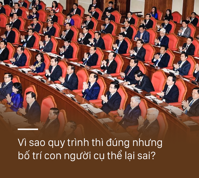 Tổng Bí thư Nguyễn Phú Trọng: Vì sao quy trình thì đúng nhưng bố trí con người cụ thể lại sai?  - Ảnh 5.
