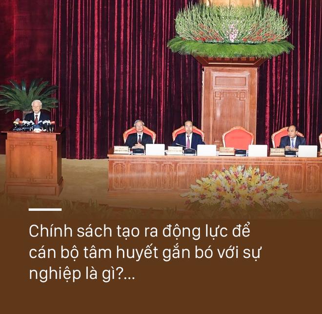 Tổng Bí thư Nguyễn Phú Trọng: Vì sao quy trình thì đúng nhưng bố trí con người cụ thể lại sai?  - Ảnh 7.