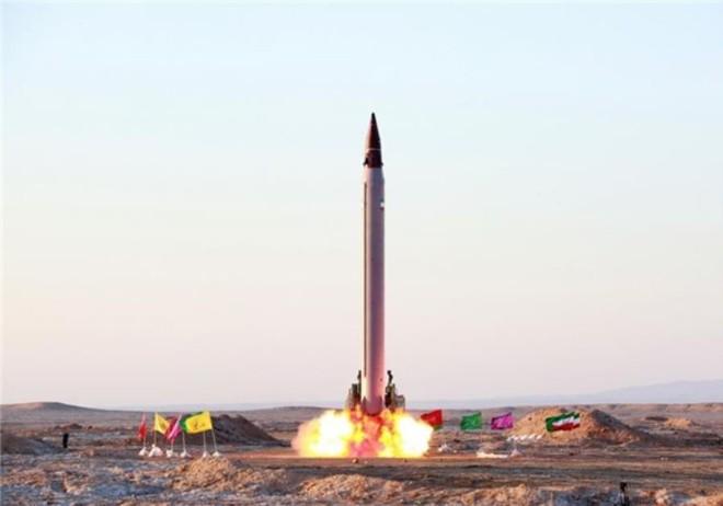 Iran đang gấp rút chuẩn bị tấn công tên lửa Israel từ lãnh thổ Syria? - Ảnh 1.