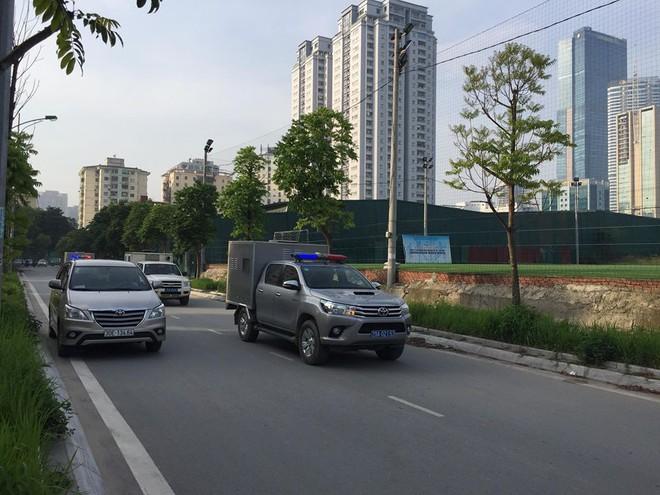 Trịnh Xuân Thanh bất ngờ rút đơn kháng cáo, không có mặt ở tòa phúc thẩm sáng nay - Ảnh 1.