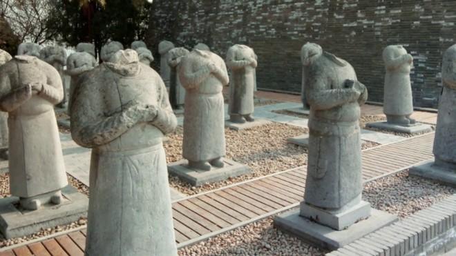 Vô tự bia: Bí ẩn khó lý giải của nữ hoàng đế Võ Tắc Thiên - Ảnh 5.