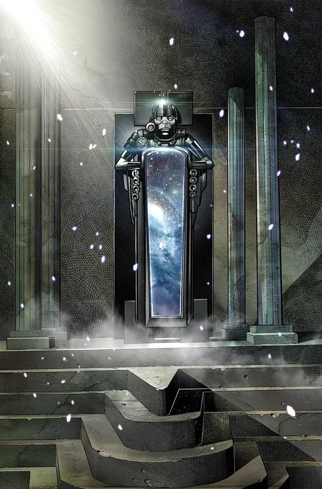 Những vũ khí bá đạo nhất của vũ trụ Marvel, đến găng vô cực cũng chỉ xếp thứ 7 - Ảnh 4.