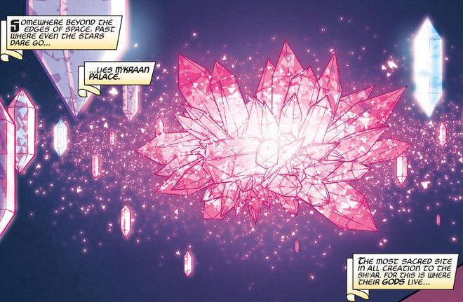 Những vũ khí bá đạo nhất của vũ trụ Marvel, đến găng vô cực cũng chỉ xếp thứ 7 - Ảnh 9.