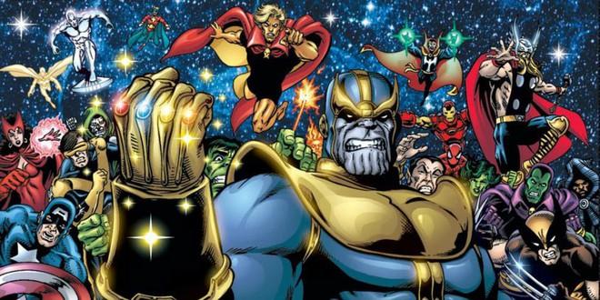 Những vũ khí bá đạo nhất của vũ trụ Marvel, đến găng vô cực cũng chỉ xếp thứ 7 - Ảnh 1.