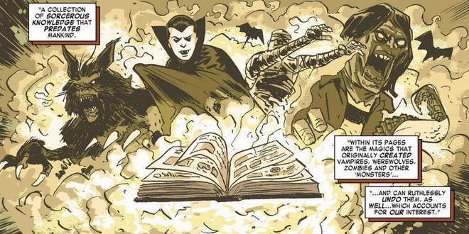 Những vũ khí bá đạo nhất của vũ trụ Marvel, đến găng vô cực cũng chỉ xếp thứ 7 - Ảnh 8.