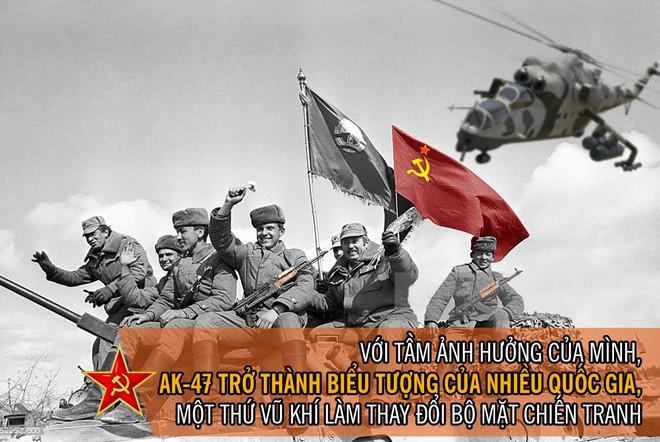 [Photo Story] Từ PPSH-41 đến AK-15: Những khẩu súng huyền thoại và tối tân bậc nhất TG của lính Nga - Ảnh 6.