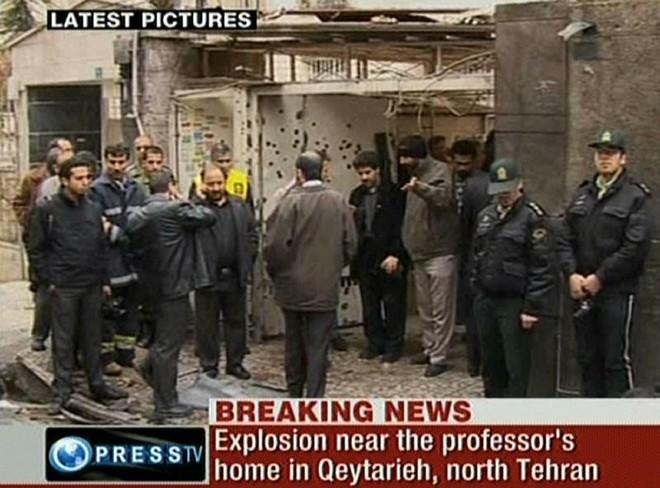 Tình báo Israel và những vụ ám sát trong bóng tối: Quyết chặn đứng vũ khí hạt nhân Iran - Ảnh 3.