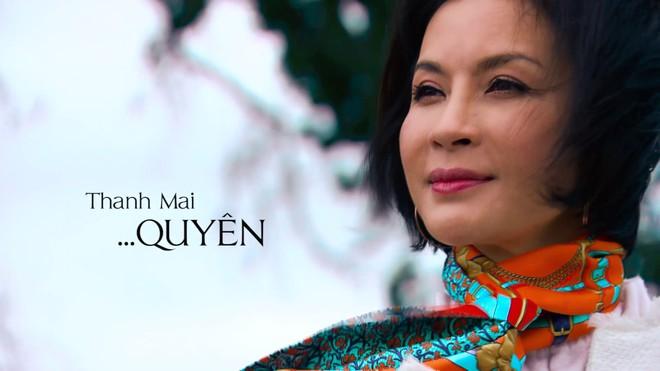 Biểu cảm lố, diễn xuất đơ của MC Thanh Mai trong Tình khúc Bạch dương khiến khán giả bực bội - Ảnh 1.