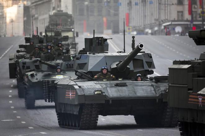 Nước Nga - Sức mạnh sắp được phô diễn: Ngôi sao cô đơn nhưng kiêu hãnh và luôn tỏa sáng - Ảnh 5.
