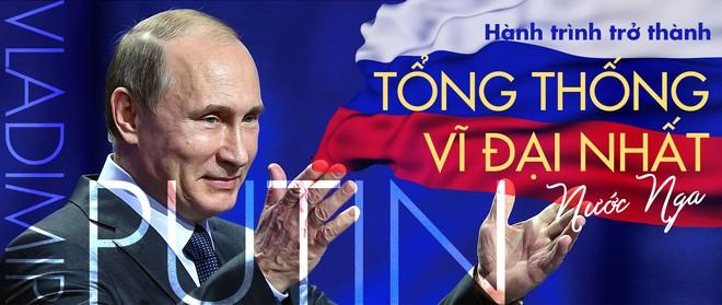 Nước Nga - Sức mạnh sắp được phô diễn: Ngôi sao cô đơn nhưng kiêu hãnh và luôn tỏa sáng - Ảnh 1.