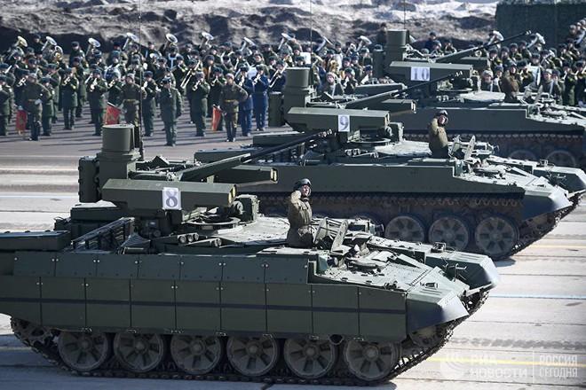 Nước Nga - Sức mạnh sắp được phô diễn: Ngôi sao cô đơn nhưng kiêu hãnh và luôn tỏa sáng - Ảnh 2.