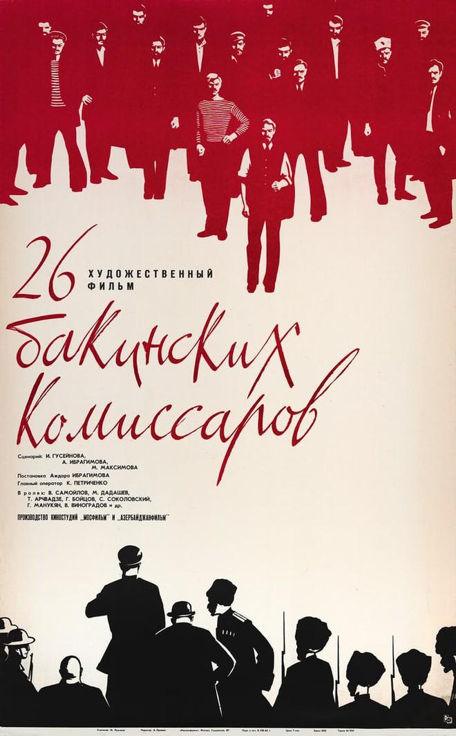Ký ức hoàng kim: Nhớ về những bộ phim lừng lẫy một thời của Liên Xô chỉ thế hệ 6X biết - Ảnh 12.