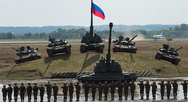 Nước Nga - Sức mạnh sắp được phô diễn: Ngôi sao cô đơn nhưng kiêu hãnh và luôn tỏa sáng - Ảnh 4.