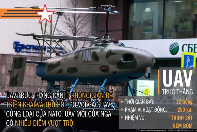 [PHOTO STORY]: Những khí tài tối tân của Nga lần đầu tiên xuất hiện trong Ngày Chiến thắng - Ảnh 3.