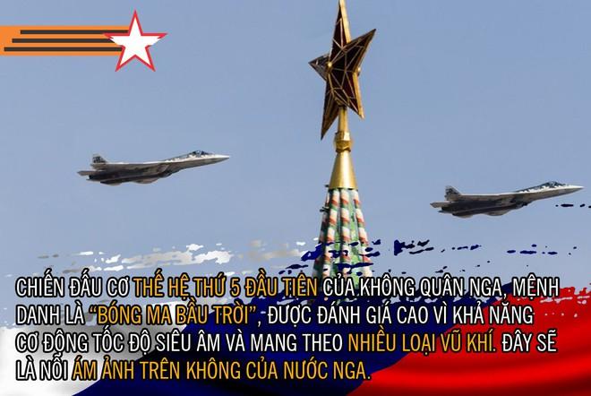 [PHOTO STORY]: Những khí tài tối tân của Nga lần đầu tiên xuất hiện trong Ngày Chiến thắng - Ảnh 8.