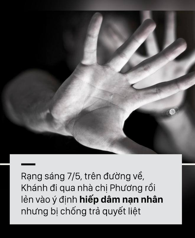 [PHOTO STORY] 2 giờ trốn chạy của nghi phạm giết 4 người ở Cao Bằng - Ảnh 2.