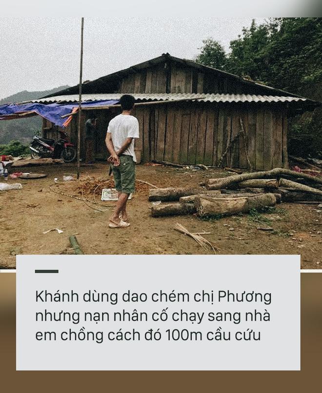 [PHOTO STORY] 2 giờ trốn chạy của nghi phạm giết 4 người ở Cao Bằng - Ảnh 3.