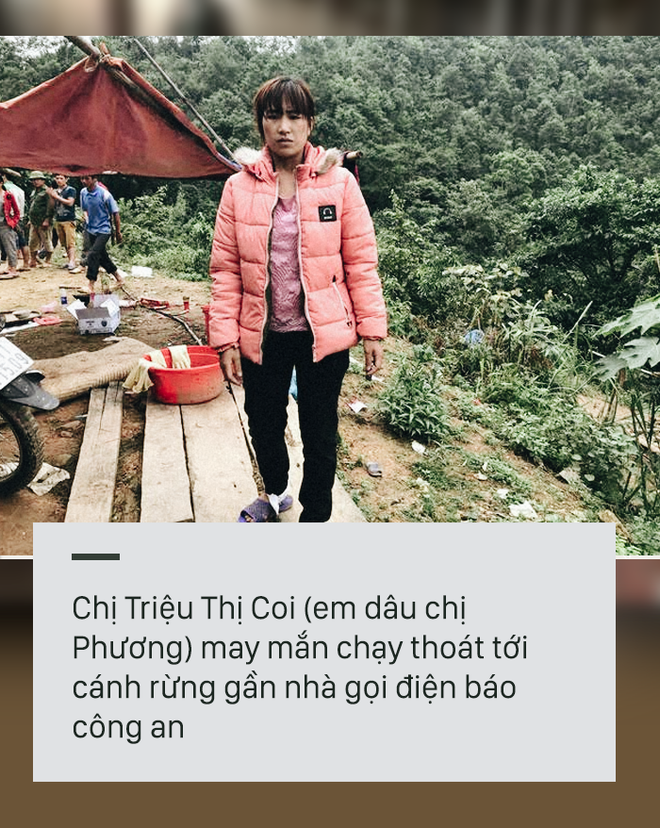 [PHOTO STORY] 2 giờ trốn chạy của nghi phạm giết 4 người ở Cao Bằng - Ảnh 5.