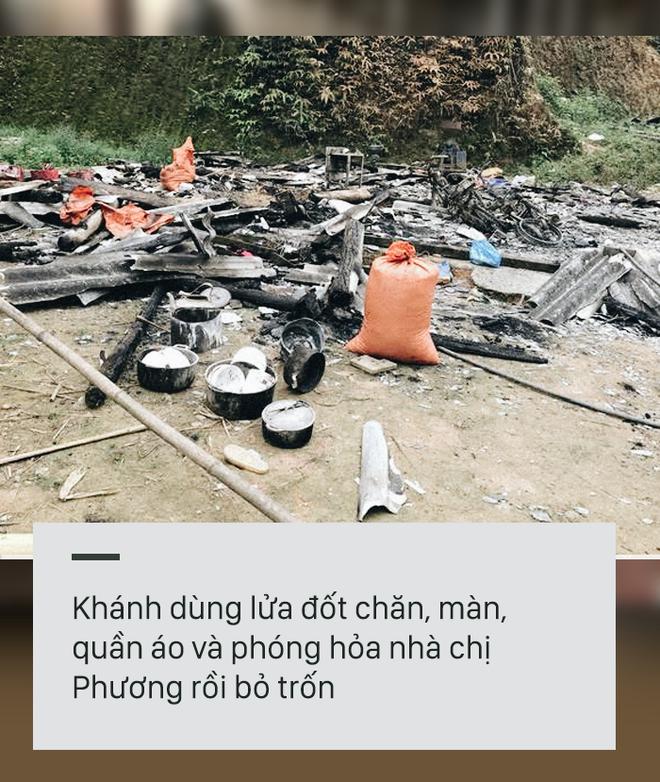 [PHOTO STORY] 2 giờ trốn chạy của nghi phạm giết 4 người ở Cao Bằng - Ảnh 7.