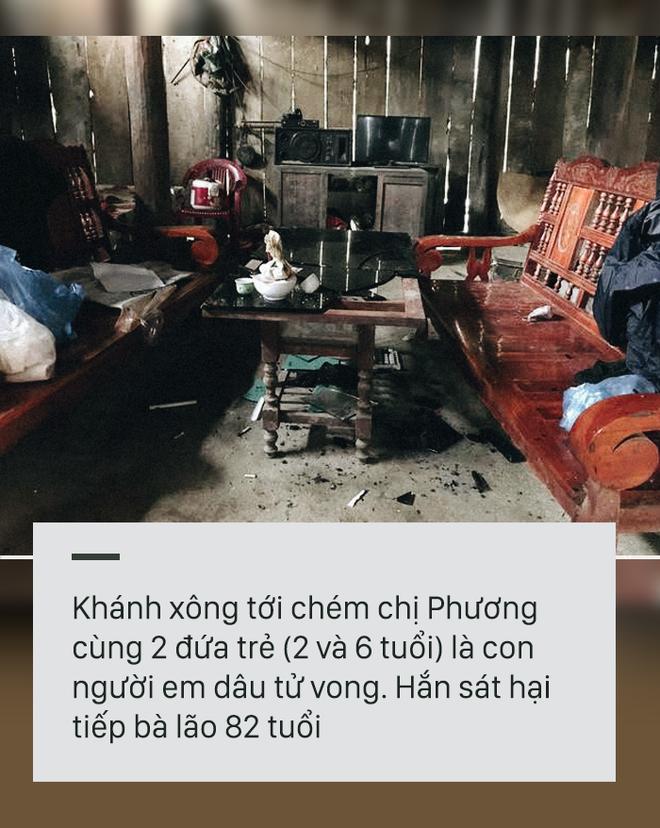 [PHOTO STORY] 2 giờ trốn chạy của nghi phạm giết 4 người ở Cao Bằng - Ảnh 4.