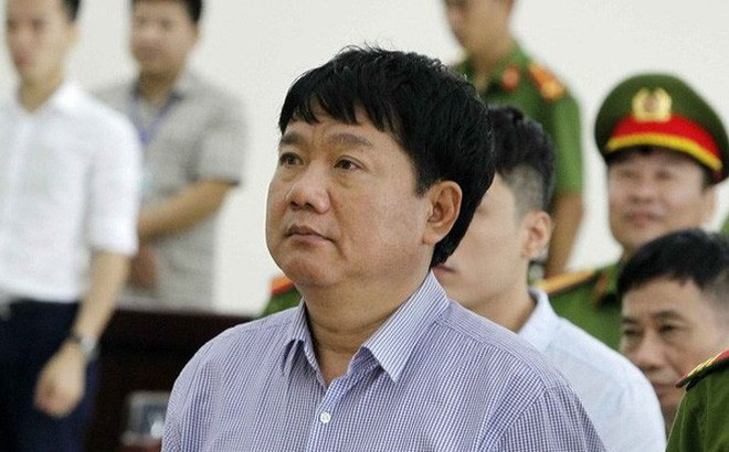 """Phúc thẩm vụ ông Đinh La Thăng: Tòa đột ngột nghỉ chờ """"người đặc biệt"""""""