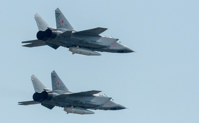 [PHOTO STORY]: Những khí tài tối tân của Nga lần đầu tiên xuất hiện trong Ngày Chiến thắng