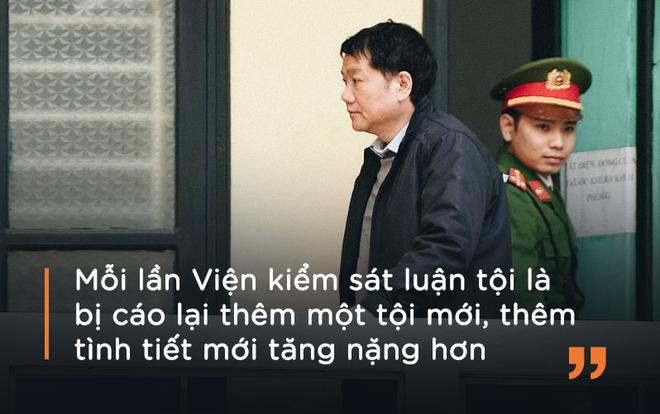 Những câu nói gây chú ý của ông Đinh La Thăng trong 10 ngày xét xử - Ảnh 6.