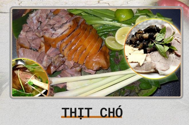 Những món ăn bạn thấy kinh dị vô cùng nhưng người khác lại tấm tắc khen ngon - Ảnh 10.
